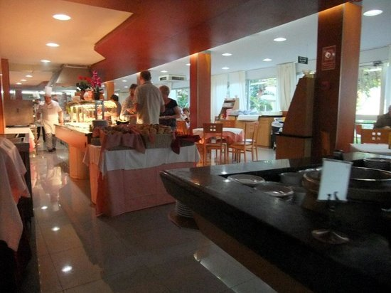 MedPlaya Hotel Bali: Maains / Hots bar and grille