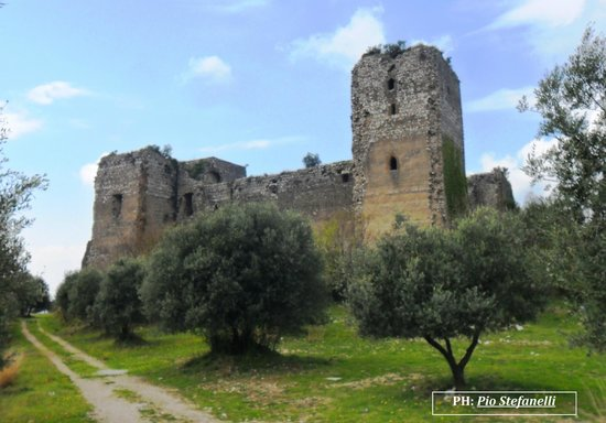 Cancello, Italië: Vista del Castello...
