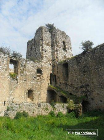 Cancello, Italië: Interno del Castello..