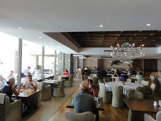 AquaGrand Exclusive Deluxe Resort: Frukost