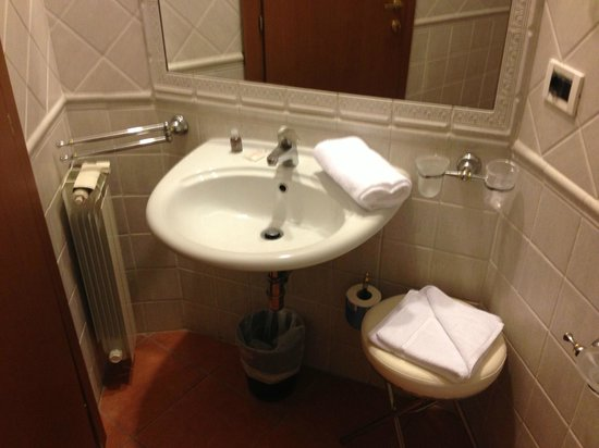 Hotel Europa: Одноместный стандартный номер