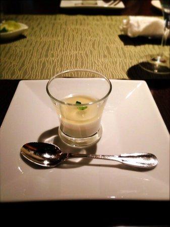 Sheraton Miyako Hotel Tokyo: Appetizer