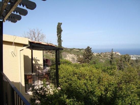 Hotel Bellapais Gardens: vista dalla camera