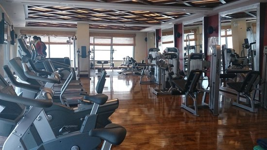 Sofit Gym Picture Of Sofitel Dubai Jumeirah Beach
