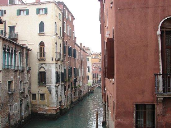 All'Angelo Hotel: vista desde la habitación