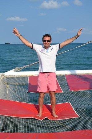 Catchasam Catamaran Charter: en route pour une journée de rêve !