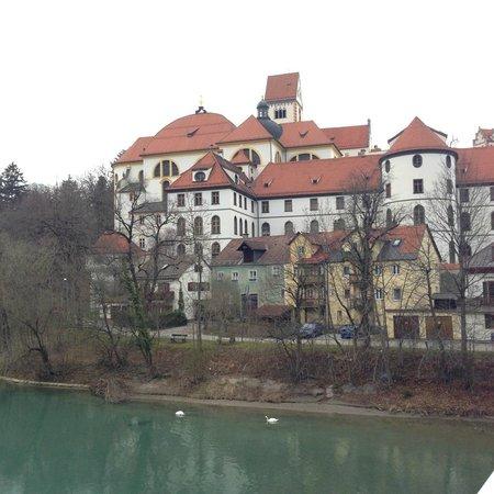 Euro Park Hotel: フュッセン ホテル裏の散歩道