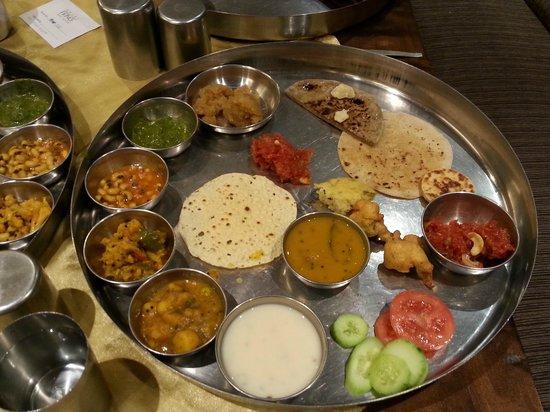 Hotel Prince: thali