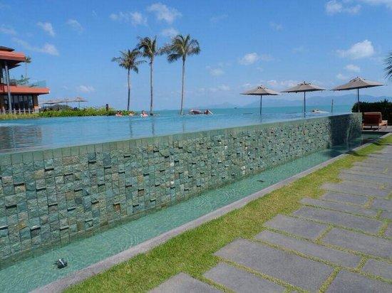 Hansar Samui Resort : Pool.....❤️