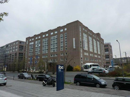 Novotel Frankfurt City: Vista 1