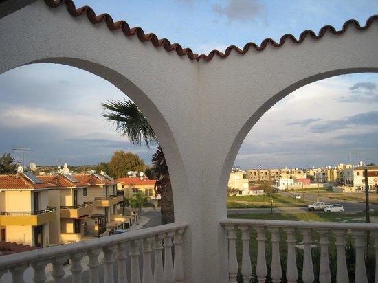 Club Pyla Beach Resort: Balcony view