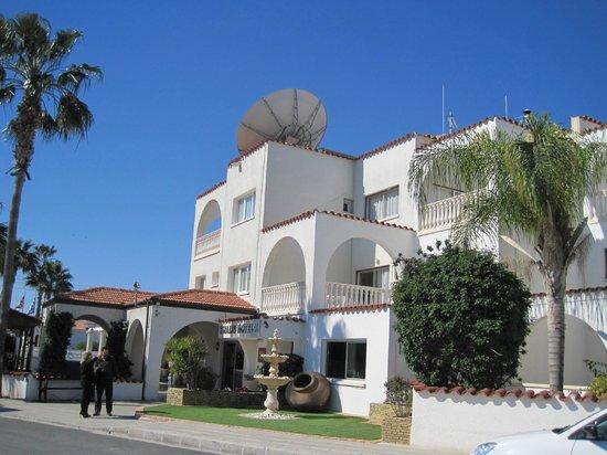 Club Pyla Beach Resort: Tsialis Entrance