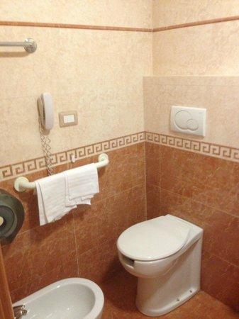 Hotel Stromboli : Одноместный номер