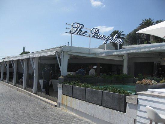 The Bungalow: Entrance