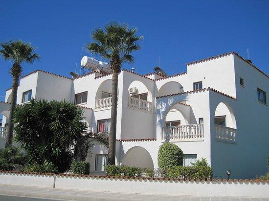 Club Pyla Beach Resort: Tsialis/ Pyla Beach