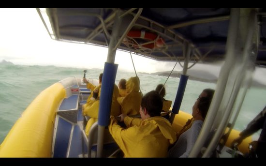 Ocean Rafting : On board Ocean Raft