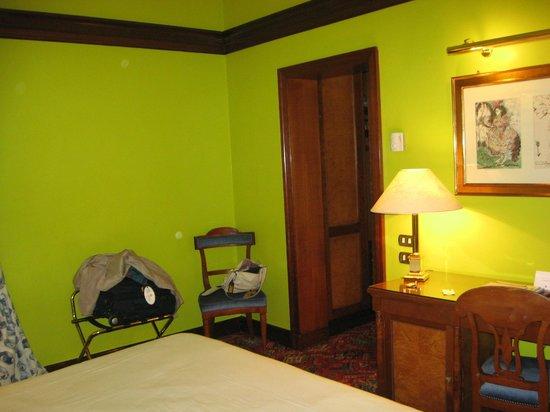 Hotel Albani Firenze : Room