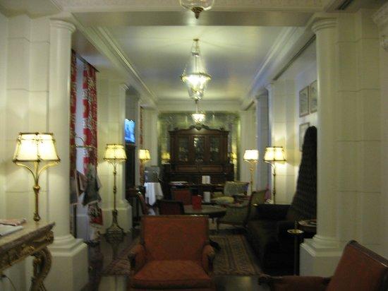 Hotel Albani Firenze: Lobby