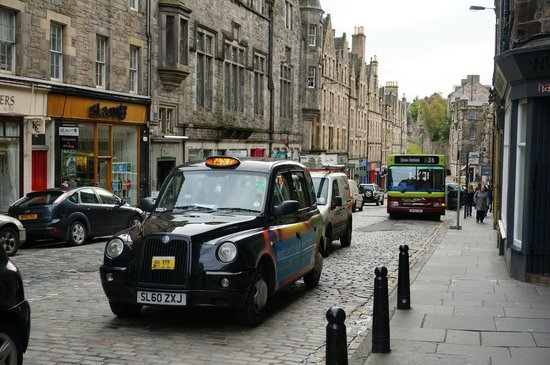 Travelodge Edinburgh Central: St Mary Street