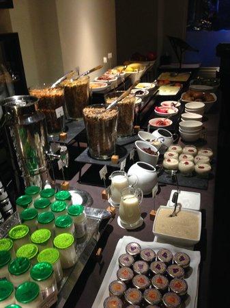Hotel Amigo: Desayuno
