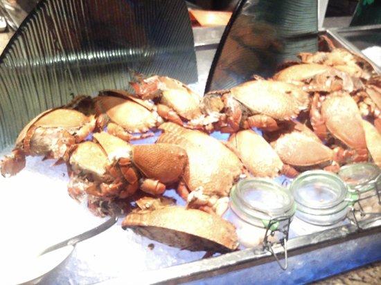 Circles Event Cafe : Crabs, prawns and crayfish,,,