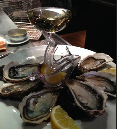Flottes: Oysters from Brittany