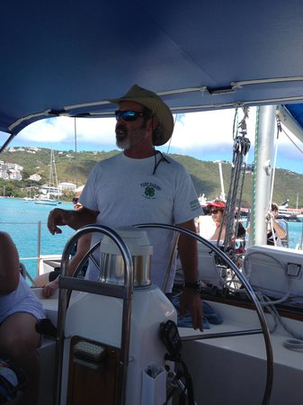 Fury Charters : Captain Mike