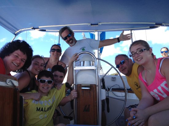 Fury Charters : The Crew from the Northeast