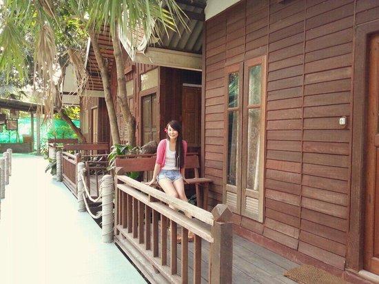 Deeden Pattaya Resort: Hotel exterior