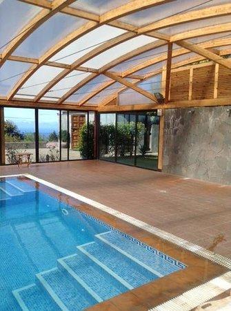 Hotel Rural Casablanca: great pool not heated