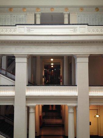 Musée du mémorial de guerre d'Auckland : 館内の様子4