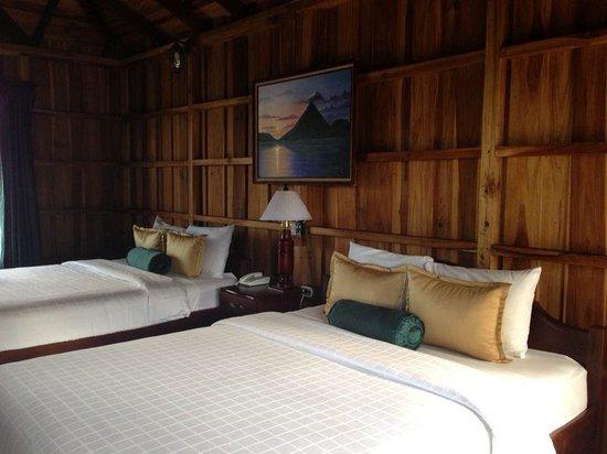Hotel Lomas del Volcan: zimmer