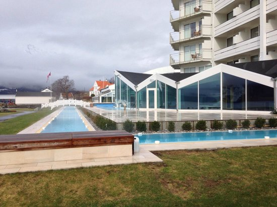 Hotel Ullensvang: Mars 2014