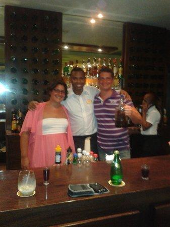 AlSol Luxury Village: barista