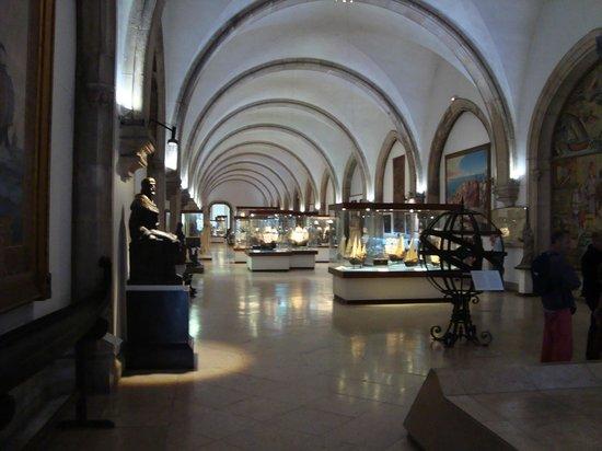 Anchors Of The Nina Picture Of Museu De Marinha Lisbon