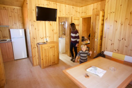 Serra de Prades Camping - Bungalow Park : Bungalow para 4 personas