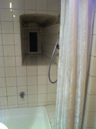Pension Lechner: Dusche