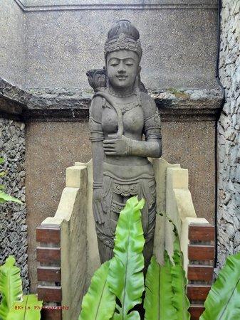 Bali Taman Resort & Spa: decoration