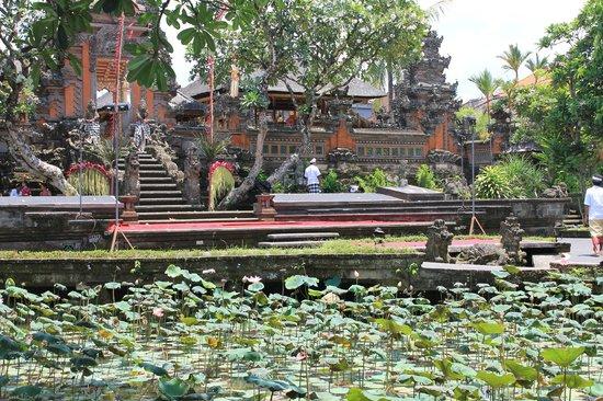 Saraswati Temple: beautiful