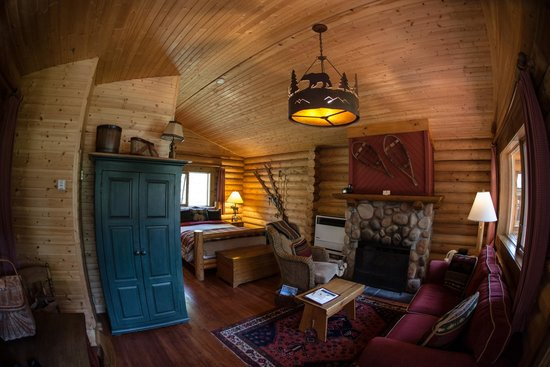 Cathedral Mountain Lodge : nostro lodge