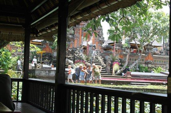 Saraswati Temple: a nice surprise
