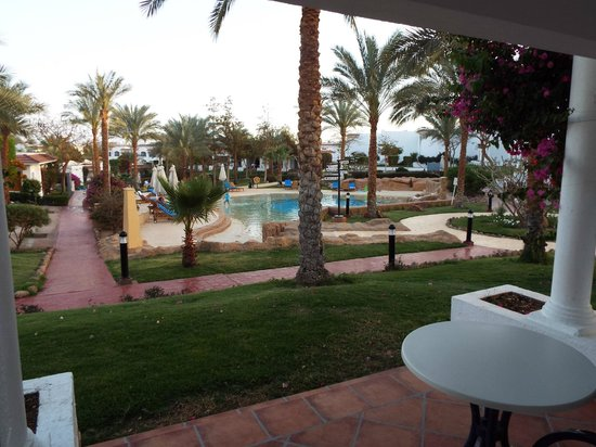 Hilton Sharm Dreams Resort: View from room
