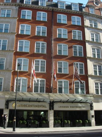 Conrad London St. James: Hotel