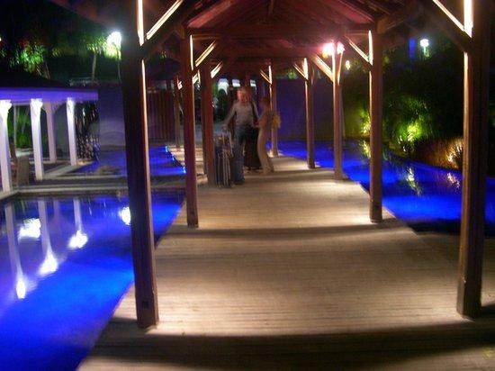La Toubana Hotel & Spa: Entrance to hotel