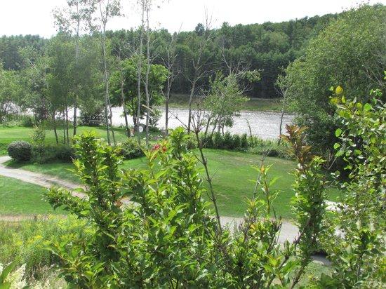 Cronin's Golf Resort: looking SSW