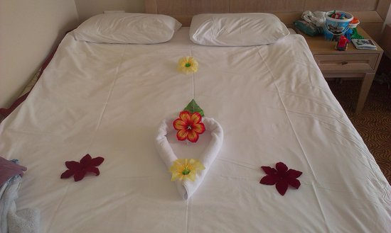 Vera Mare Resort : our bed