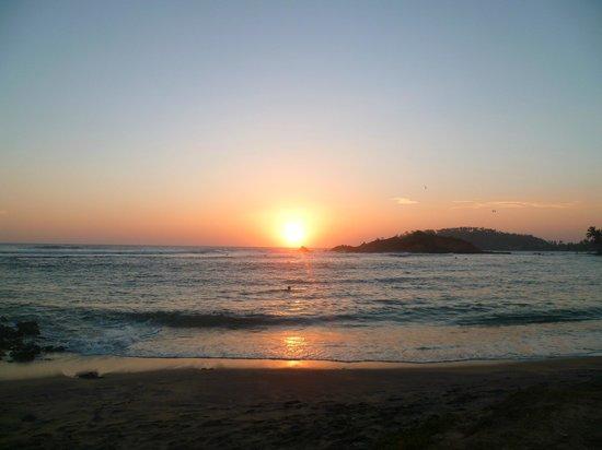 Morning Star : plage