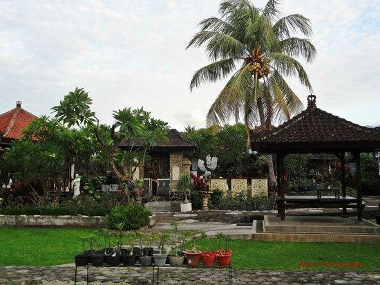 Bali Taman Resort & Spa : park