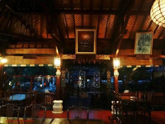 Bali Taman Resort & Spa : restorant
