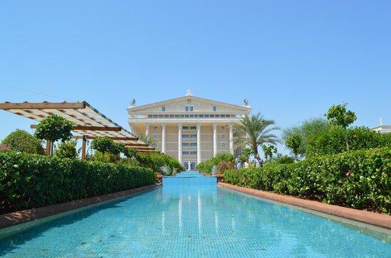 Kaya Artemis Resort and Casino: Main building